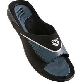 arena Hydrofit VCR Hook Sandals Herr black-grey-white